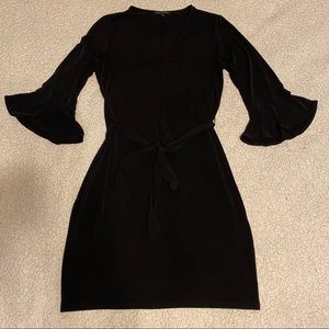 Banana Republic Factory Dress with Flare Sleeves